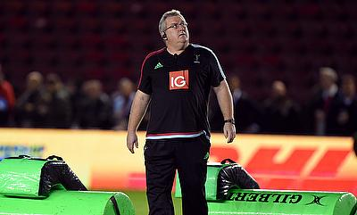 Harlequins director of rugby John Kingston was full of praise for his injury-ravaged team after the defeat of Sale.