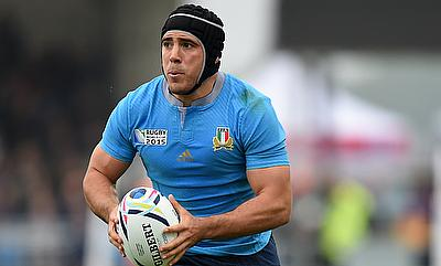 Scrum-half Edoardo Gori returns to the Italy team for Sunday's RBS 6 Nations clash against Wales in Rome