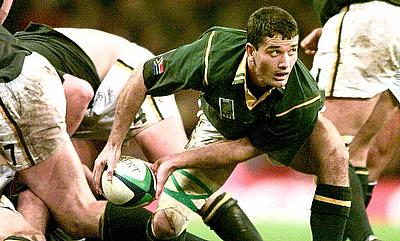 Joost van der Westhuizen has died at the age of 45