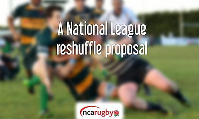National League reshuffle
