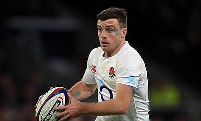 Sale boss Steve Diamond believes England fly-half George Ford, pictured, will rejoin Leicester