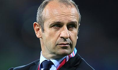 Philippe Saint-Andre is rumoured to become Gloucester's coach if Mohed Altrad takes over the club