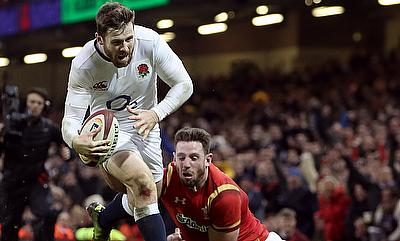 Elliot Daly, pictured, should play for the British and Irish Lions this summer, Shane Williams has said