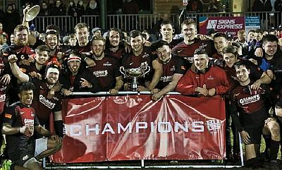 Magnificent Hartpury clinch inaugural BUCS Super Rugby title