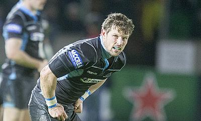 Peter Horne is staying with Glasgow Warriors