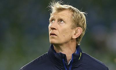 Head coach Leo Cullen, pictured, has hailed Leinster's capture of Chiefs wing James Lowe