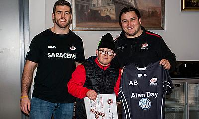 Six Nations star helps autistic kids dreams come true