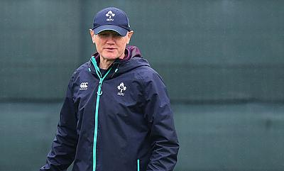 Joe Schmidt, pictured, has imposed faith on Ireland side that played France