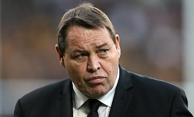 New Zealand coach Steve Hansen believes England's record-equalling unbeaten Test run is good for international rugby.