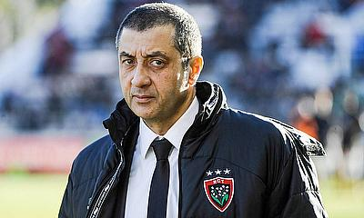 Mourad Boudjellal, current president of Toulon