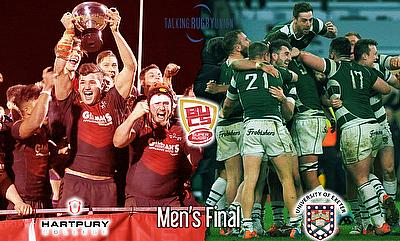 Hartpury College and Exeter advance to Twickenham final