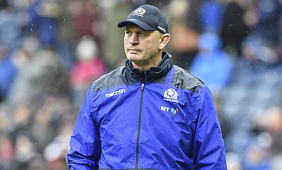 Scotland coach Vern Cotter finished with a win