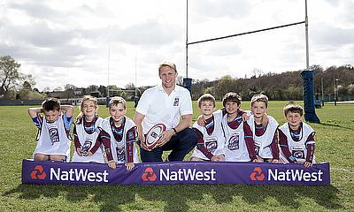 English Rugby Legend Lewis Moody is a member of The Rugby Force - a grassroots rugby initiative from NatWest and England Rugby which will offer advice