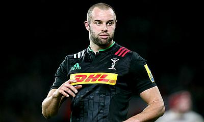 Ross Chisholm has agreed a new contract with Harlequins