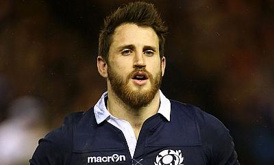 Tommy Seymour made his Glasgow debut in 2011