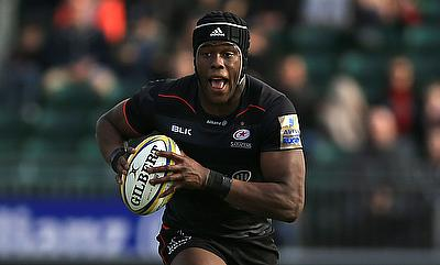 Saracens' Maro Itoje nearly missed his name being read out in the Lions squad announcement