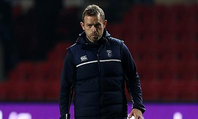 Cardiff Blues head coach Danny Wilson will not be part of Wales' support staff for June Tests against Tonga and Samoa