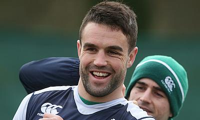 Conor Murray is on the brink of returning from a shoulder injury