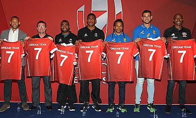 HSBC World Sevens Series 2016/17 Dream team of the Year