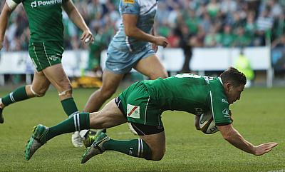 Brendan McKibbin scored two tries in Wednesday's thrilling second leg
