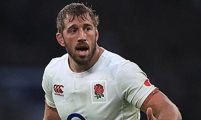 Chris Robshaw returns as England captain for the first time since 2015