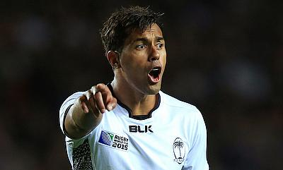 Fiji's Ben Volavola won the match late on