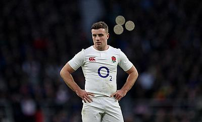 George Ford played a key role for England