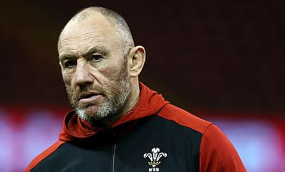 Wales interim coach Robin McBryde has made seven changes to the line-up