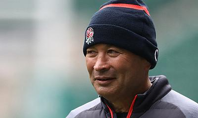Eddie Jones is coming off the back of a series white-wash in Argentina