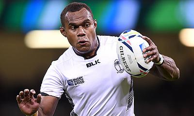 Leone Nakarawa's try helped Fiji edge past Tonga to secure their place at the 2019 Rugby World Cup