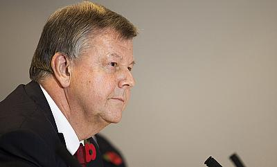RFU chief executive Ian Ritchie has defended the curtailing of future British and Irish Lions tours