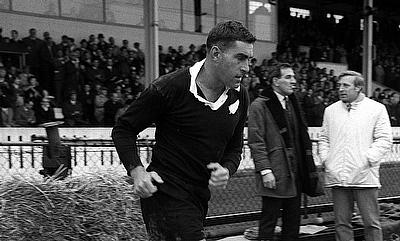 All Blacks great Colin Meads has died at the age of 81
