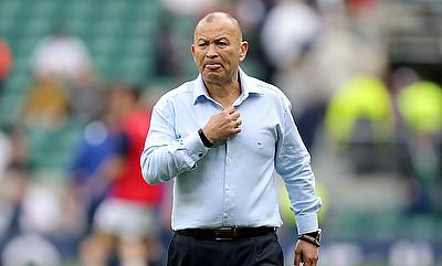 Eddie Jones' England will face New Zealand next autumn