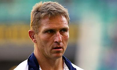 Johan Ackermann is wary of a stiff fight from Worcester Warriors