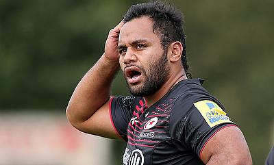 Saracens' Billy Vunipola is going for scan after injuring his knee against Sale