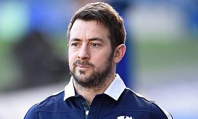 Scotland's Greig Laidlaw will miss the autumn Tests through injury