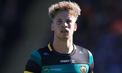 Harry Mallinder has signed a new contract at Northampton