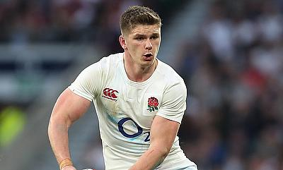 England international Owen Farrell nominated for World Rugby's player of the year award