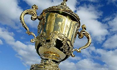 South Africa is expected to be awarded the right to host the 2023 Rugby World Cup in London on Wednesday