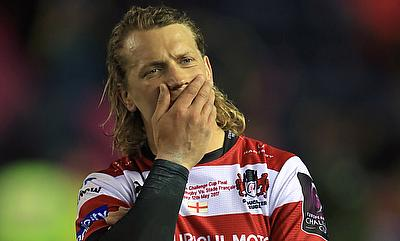 Gloucester's Billy Twelvetrees was on the winning side against Newcastle