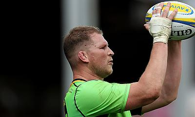 Dylan Hartley's return from England duty did not stop Northampton from losing to Newcastle