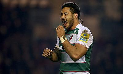 Leicester and England centre Manu Tuilagi was cited for a dangerous tackle