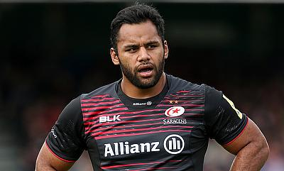 Billy Vunipola has returned to action after injury