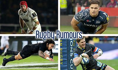 James Haskell, Rohan Janse van Rensburg, Strettle, Ma'a Nonu