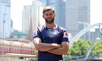 Geoff Parling looking forward to Super Rugby stint with Rebels