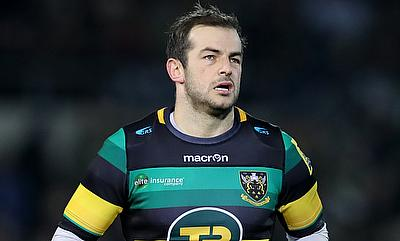 Stephen Myler was part of the winning Northampton side