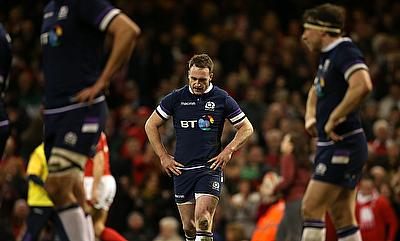 Scotland suffered a humiliating defeat in Wales