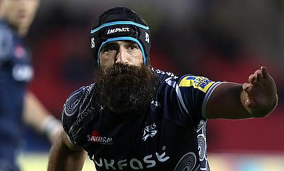 Josh Strauss' try helped Sale to victory