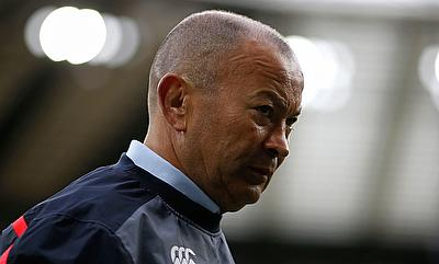 Eddie Jones travelled alone by train via a standard class on a train full of football fans to be a guest of Sir Alex Ferguson at Old Trafford.