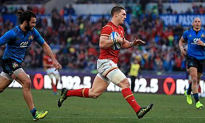 Wales take on Italy at the Principality Stadium on Sunday